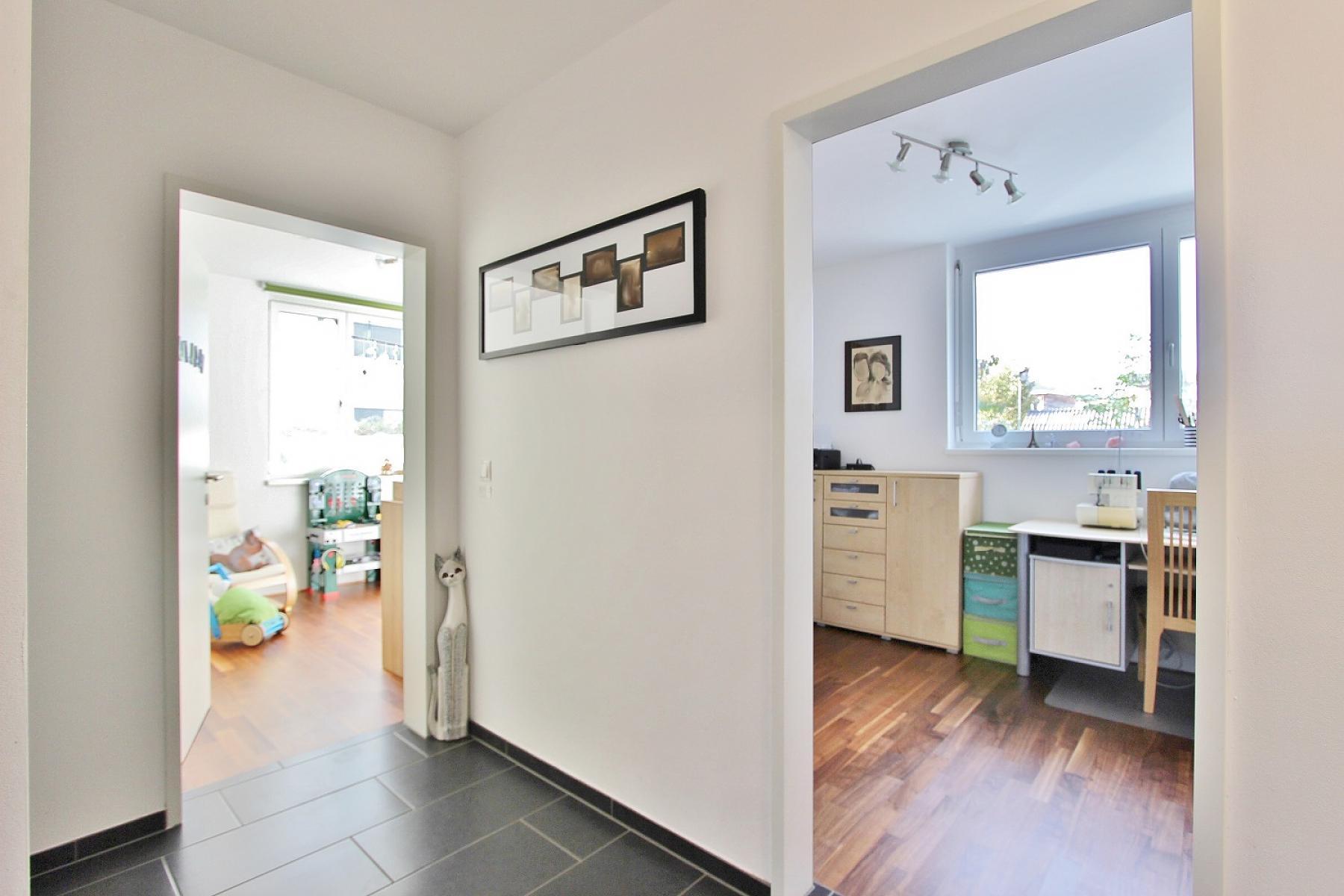 Neuwertige 4-Zi-Gartenwohnung | smart home bauconsulting GmbH
